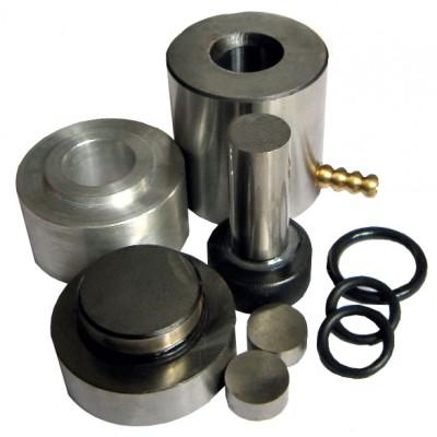 Цилиндрическая вакуумная пресс форма 13 мм