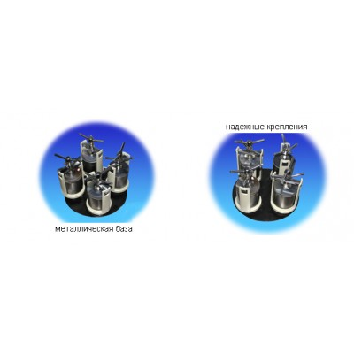 Вертикальная планетарная мельница XQM-0.4A
