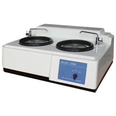 Шлифовально-полировальный станок METAPOL 2200D