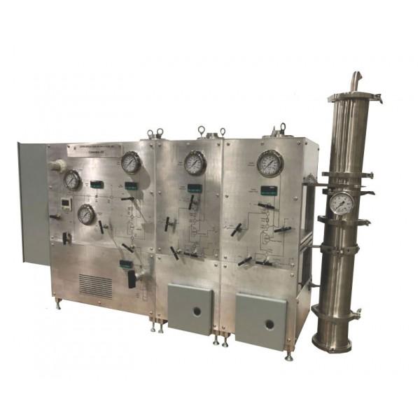 Система сверхкритической флюидной экстракции SFT-SP3100