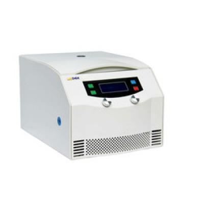 Центрифуга высокоскоростная с охлаждением LX103HSR - RCF 26660 g