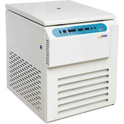 Центрифуга высокоскоростная с охлаждением LX104HSR - RCF 46140 g