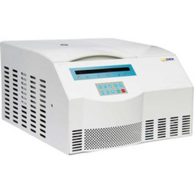 Центрифуга высокоскоростная с охлаждением LX107HSR - RCF 29670 g