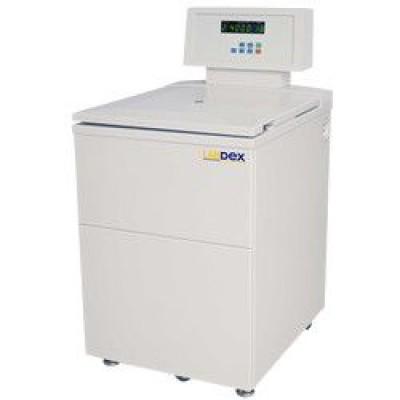 Центрифуга низкоскоростная с охлаждением LX100LSR - RCF 3660 g