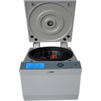 Центрифуга низкоскоростная с охлаждением LX110LSRC - RCF 3524 g