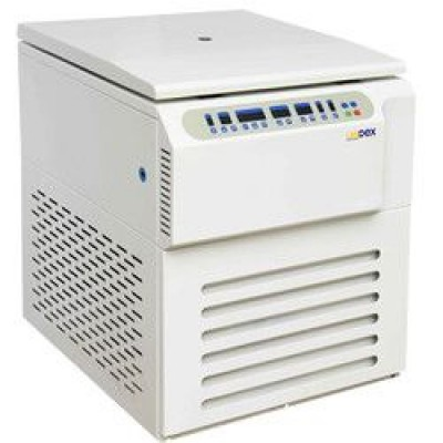Центрифуга низкоскоростная с охлаждением LX111LSR - RCF 6600 g