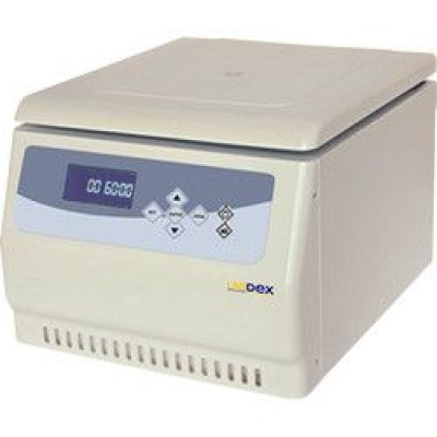 Центрифуга низкоскоростная LX118LSC - RCF 5310 g