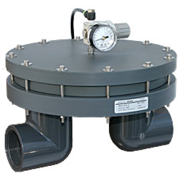 Ручной вакуумный регулятор высокого расхода EVR