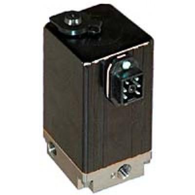 Электронный регулятор обратного давления QBS