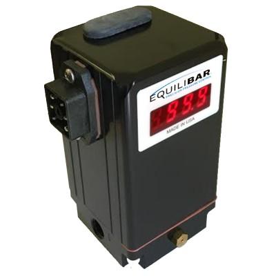 Электронный регулятор обратного давления QPV