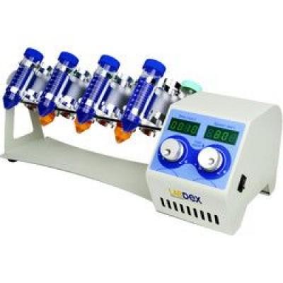 Лабораторный вертикальный миксер LX863VRM -  80 об/мин
