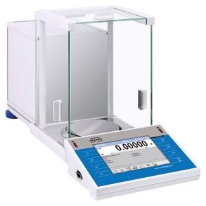 Аналитические весы Radwag XA 220.4Y.A.B (220грамм, дискретность 0,1 миллиграмм)