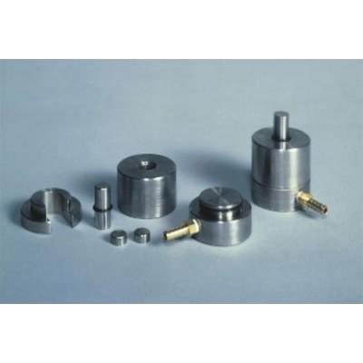 Цилиндрическая вакуумная пресс форма 13 мм Carver