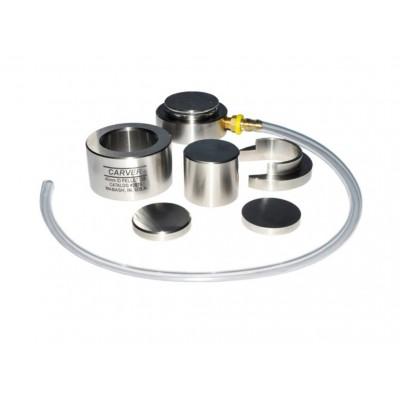 Цилиндрическая вакуумная пресс форма 40 мм