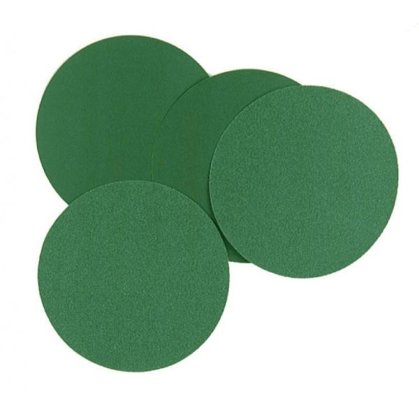Бумага с металлографическим абразивом (Зеленый карбид кремния, для влажной и сухой обработки)